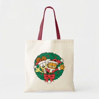 Wishing You the Best of the Season Canvas Bags