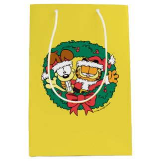 Wishing You the Best of the Season Medium Gift Bag