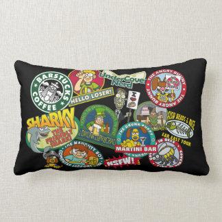 Wislander Collage Pillow