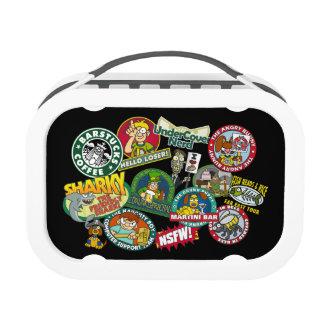 Wislander com Collage Lunchbox