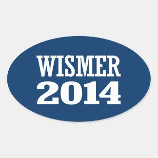WISMER 2014 STICKERS