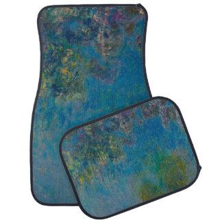 Wisteria by Claude Monet Car Mat