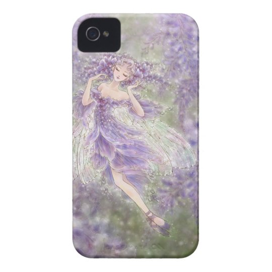 Wisteria iPhone 4/4S Case