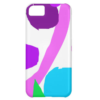 Wisteria May Rain Shade Drink iPhone 5C Case