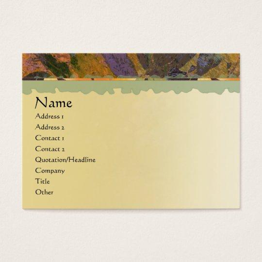 Wisteria Profile Card