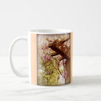 Wisteria Urbane Basic White Mug
