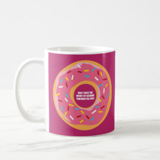 Wit, wisdom and sarcasm coffee mug