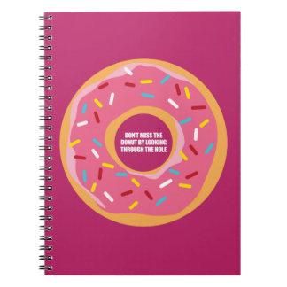 Wit, wisdom and sarcasm notebooks