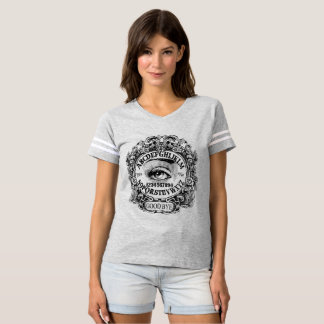 witch board football jersey T-Shirt