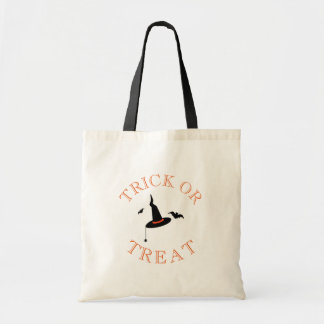 Witch Costume Halloween Trick or Treat Tote Bag