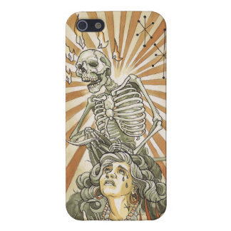 WITCH DEATH iPhone 5 CASES