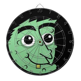 Witch Face Dartboard