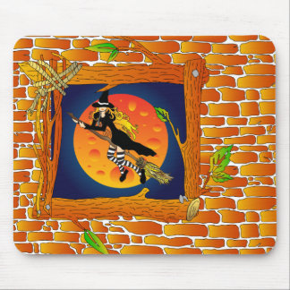 Witch Gallery_1 Mouse Mat