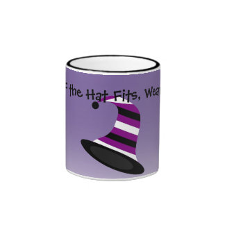 Witch Halloween Hat Mug
