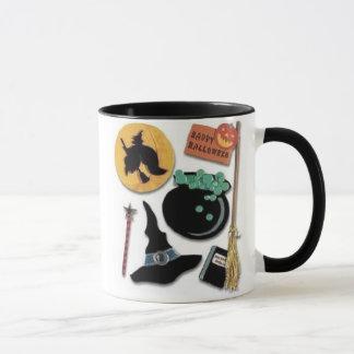"""Witch"" Halloween Mug"