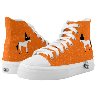 Witch Hat Unicorn High Tops