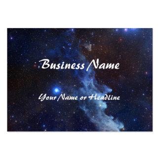 Witch Head Nebula NASA Space Business Card Templates
