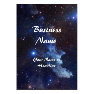 Witch Head Nebula NASA Space Business Card Templates
