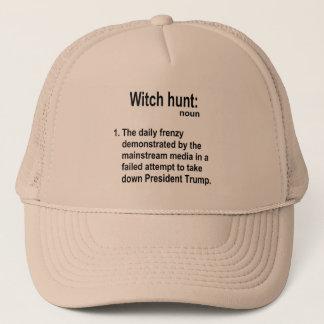Witch Hunt noun Trucker Hat