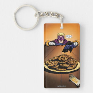 Witch Hunter Cookie-Hunting Keychain