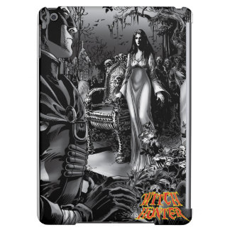 Witch Hunter vs Morbella Case Savvy Gloss iPad Air