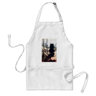 Witch in Cat Form Standard Apron