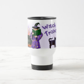 Witch in Training Travel Mug