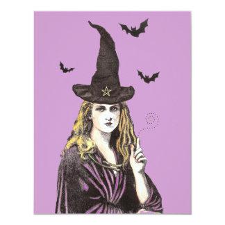 Witch invitation