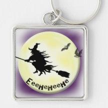 Witch Keychain