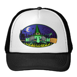 Witch Kilroy Hat