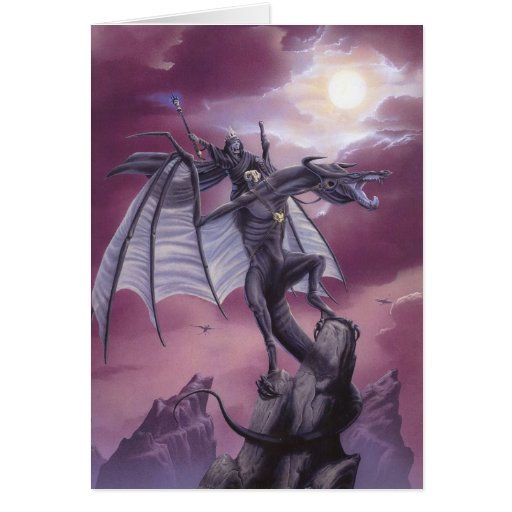 WITCH-KING CARDS
