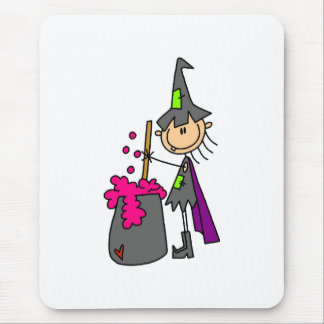 Witch Making Brew Mouse Mat