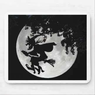 Witch Moon Mouse Mat