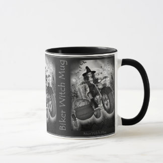 WITCH MUG - (Biker Witch) GS