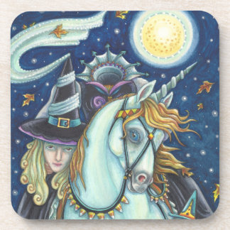 WITCH OF SLEEPY HOLLOW Headless Horseman COASTERS
