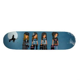 Witch one will win? skateboards