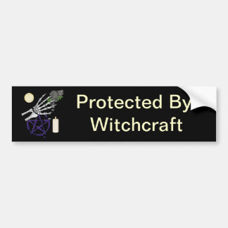 Witch Playthings Bumper Sticker