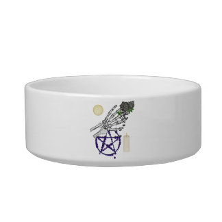 Witch Playthings Pet Water Bowl