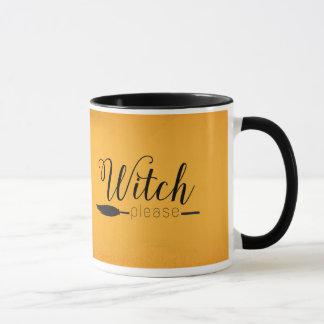 Witch Please Halloween Mug
