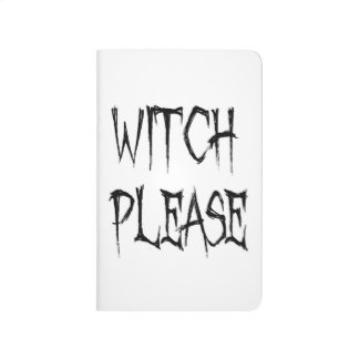Witch please journal