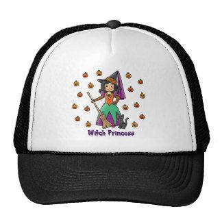 Witch Princess Trucker Hat