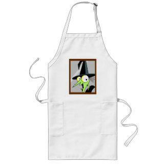 Witch Reflection Apron