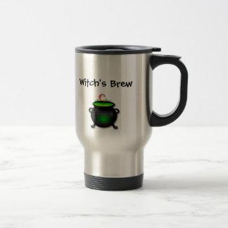 Witch s Brew Broom Mug