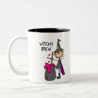 Witch s Brew Halloween Coffee Mug Cup