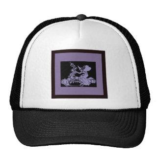 Witch s Brew Halloween Design Trucker Hats