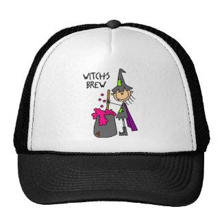 Witch s Brew Halloween Hat Cap