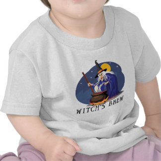 Witch s Brew T Shirt Tees