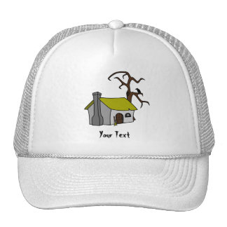 witch s cottage trucker hats