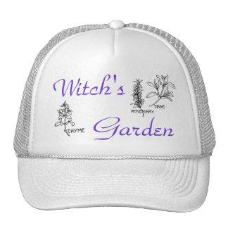 Witch s Garden - cap Hat