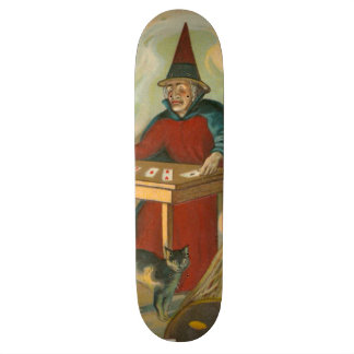 Witch Tarot Black Cat Skateboards